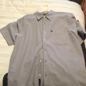 Never worn! Short sleeve dress shirt